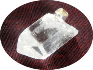 Bergkristall-Meru Kristallform