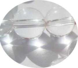 Bergkristall Perlen