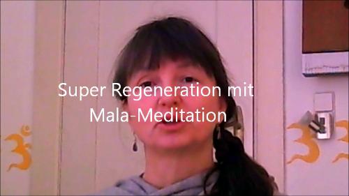 Mala-Meditation mit Bijas – verstärkt die Regeneration