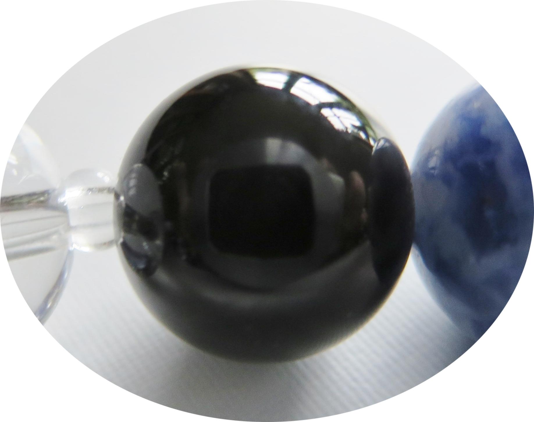 Schwarzer Onyx – Wirkung