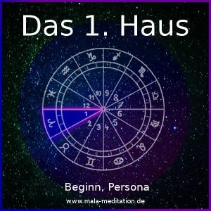 1. Haus AC Astrologie