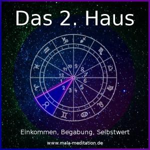2. Haus Astrologie