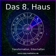 8. Haus Astrologie
