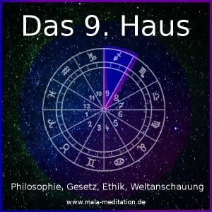 9. Haus Astrologie
