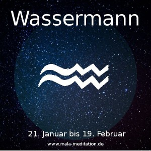 Wassermann Astrologie
